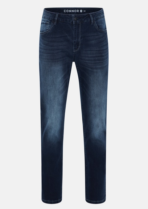 Dark Blue Kory Slim Jean