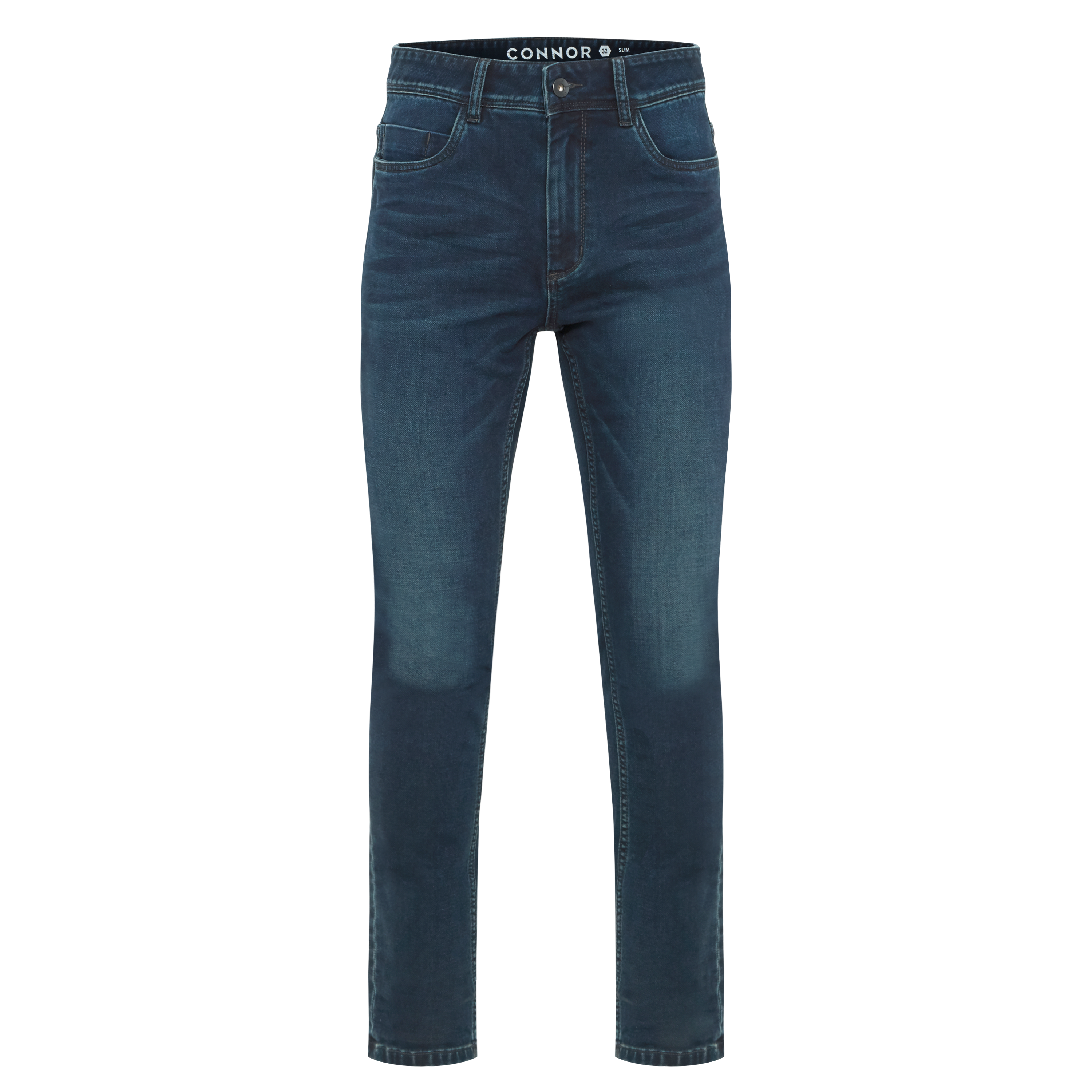 0920a0485 Blue Dylan Slim Jean by Connor