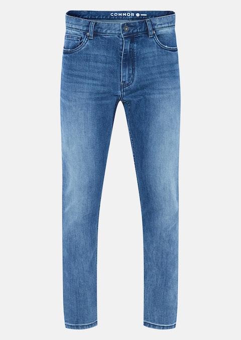 Light Blue Redman Tapered Jeans
