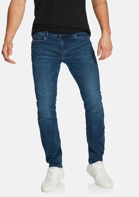 Blue Jermaine Slim Jean
