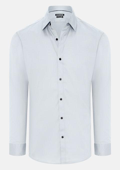 Silver Sutton Slim Dress Shirt