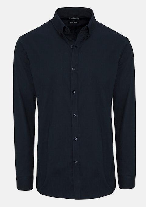 Navy Jackson Dress Shirt