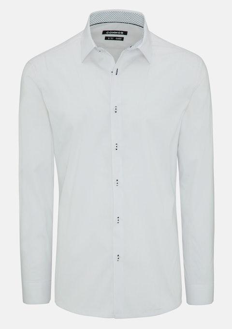 White Jasper Dress Shirt