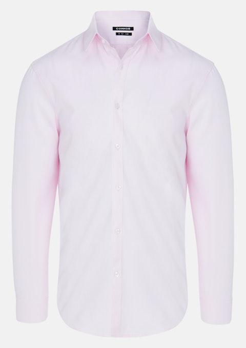 Pink Mansfield Slim Dress Shirt