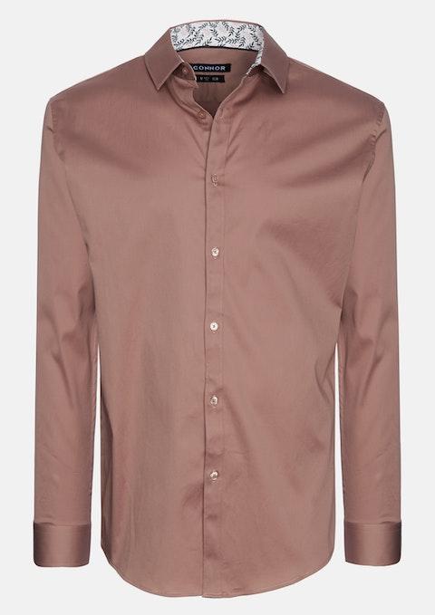 Dusty Pink Christopher Slim Dress Shirt