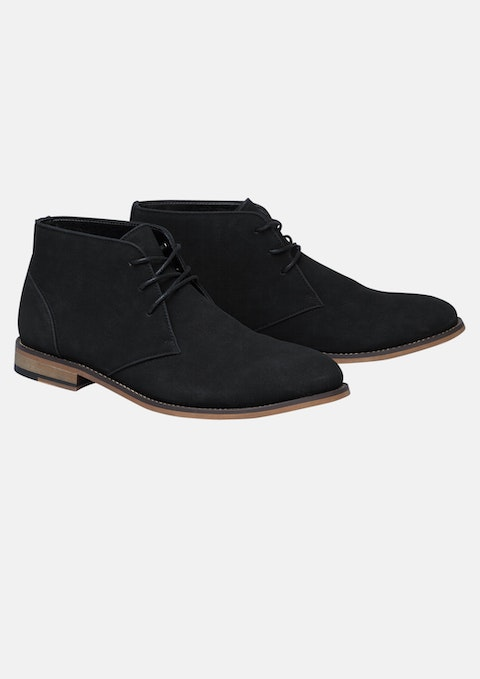 Black Sheffield Boot