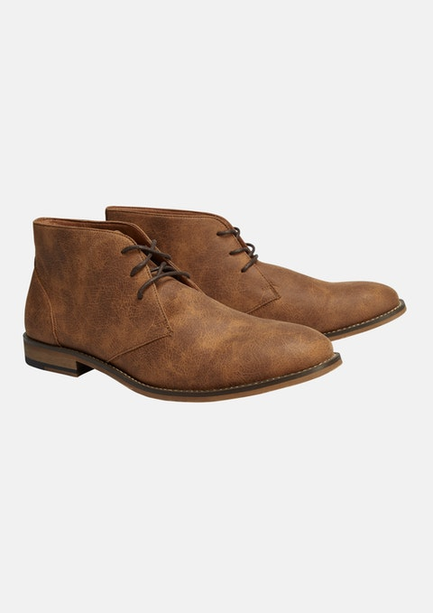 Brown Sheffield Boot