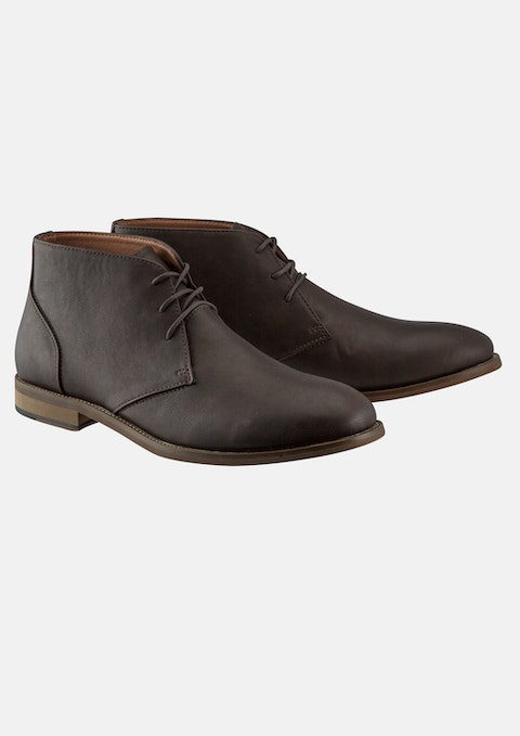 Chocolate Sheffield Boot