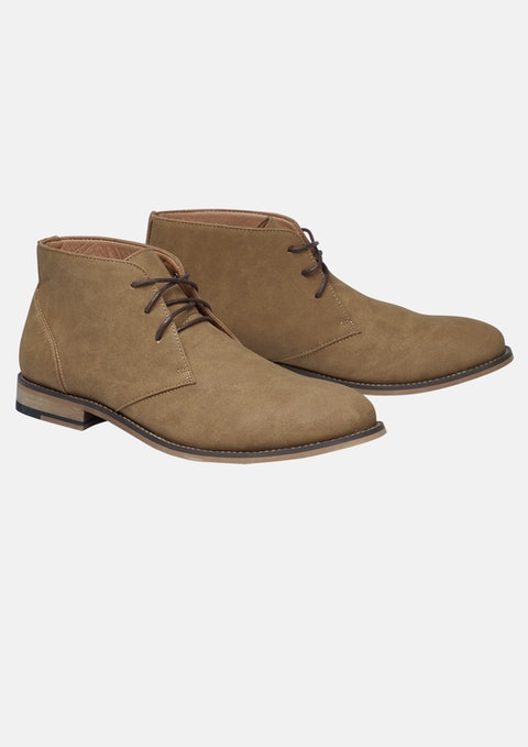 Tan Sheffield Boot