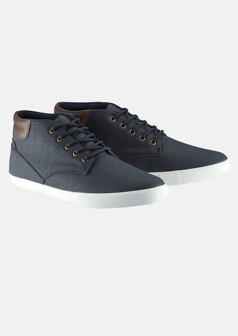Navy Stamford Shoe