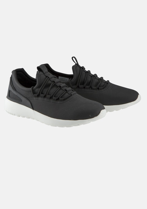 Black Bethnal Sneaker