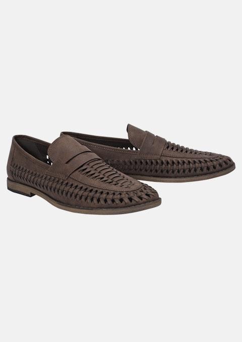 Brown Chancery Shoe