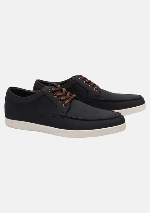 Navy Granite Shoe