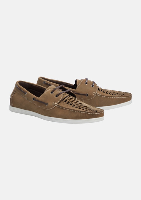 Tan Millbank  Shoe