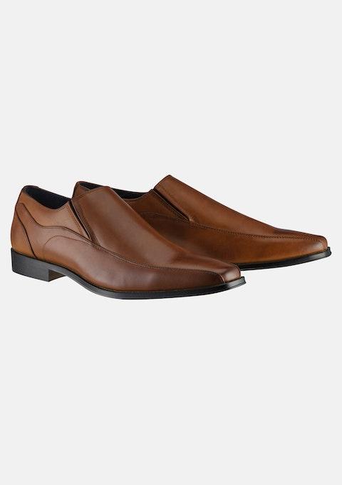 Tan Charter Shoe