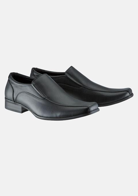 Black Miller Shoe