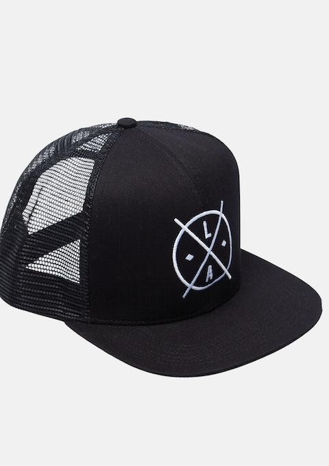 Black Berlin Cap