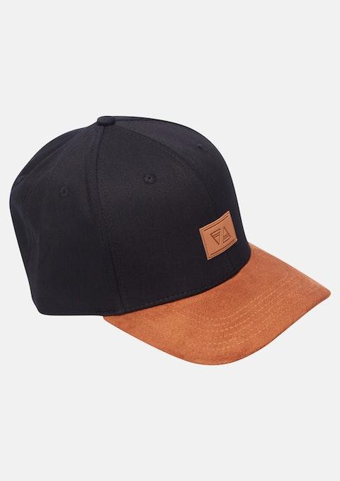 Black Lisbon Cap