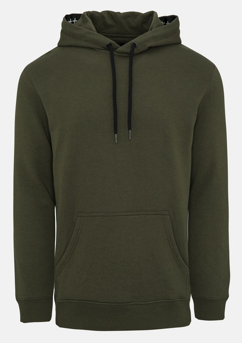 Military Acton Sweat Hoodie