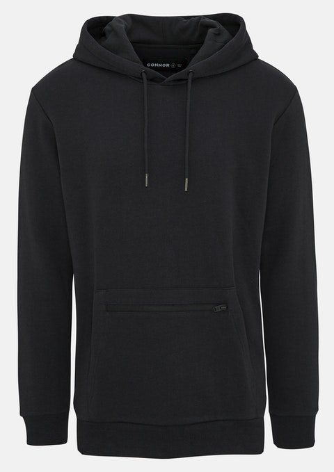 Charcoal Hampstead Sweat Hoodie