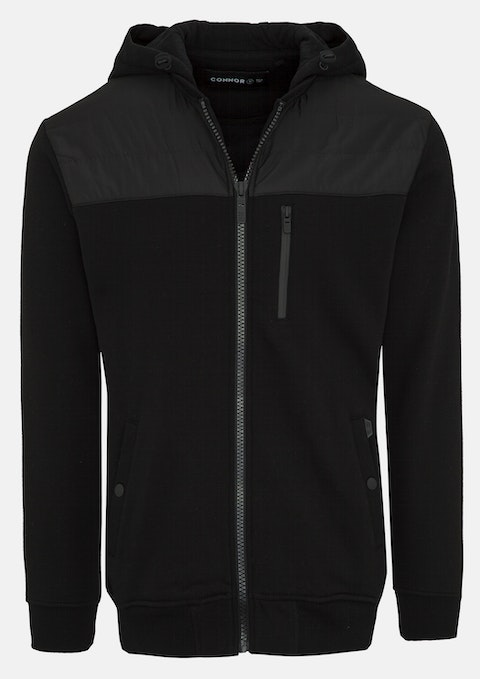Black Imperial Sweat Jacket