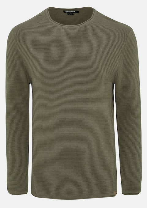Military Wyndham Knit