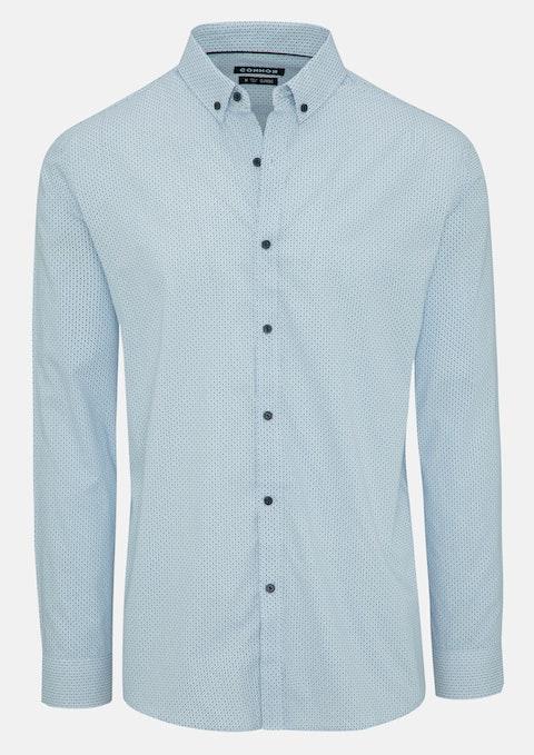 Sky Tudor Shirt