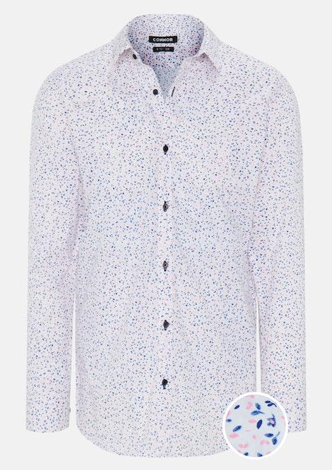 Pink Raycroft Slim Shirt