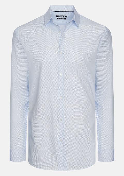 White Newfield Slim Shirt