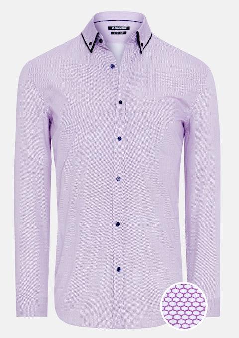 Grape Boston Slim Shirt