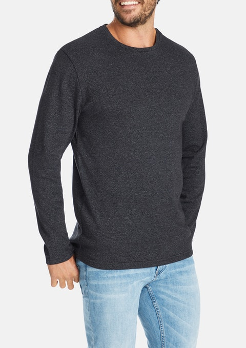 Charcoal Ealing Long Top