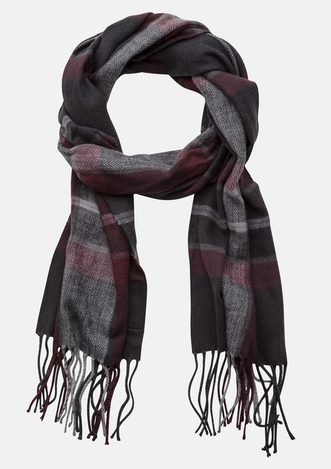 Wine Pontoon Scarf