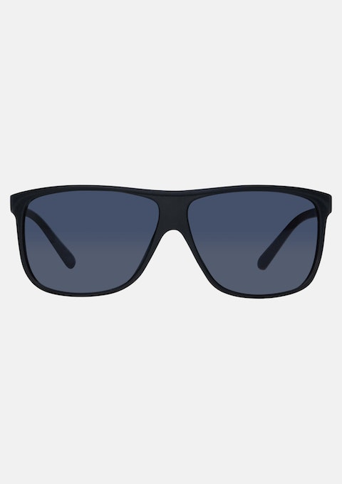 Black Lucas Sunglasses