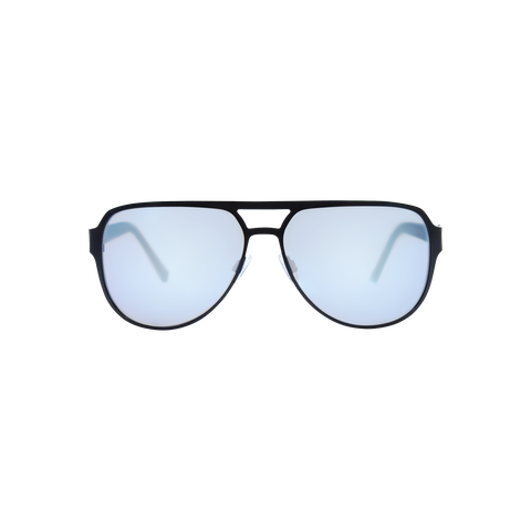 Blue Black Norbury Sunglasses by Connor