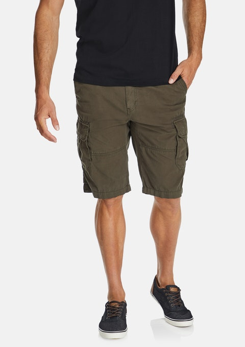 Military Jason Cargo Short