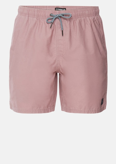Dusty Pink Barwell Volley Short
