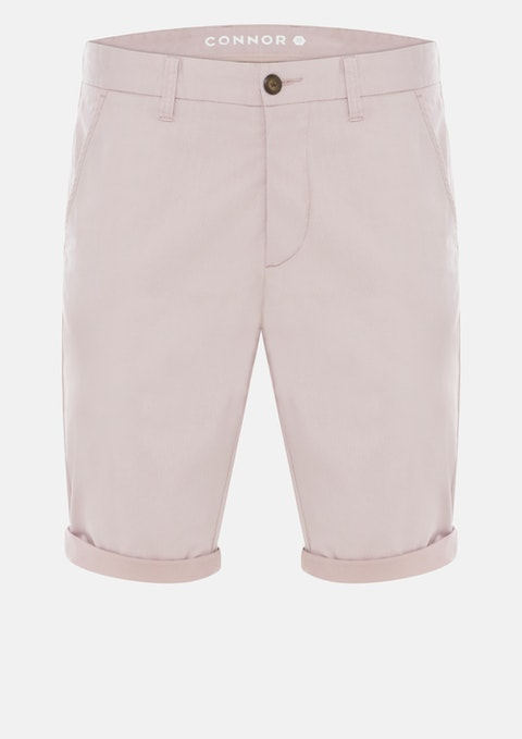 Dusty Pink Captain Stretch Short