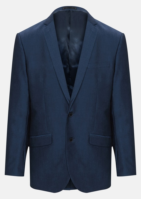 Midnight Bond Slim Suit Jacket