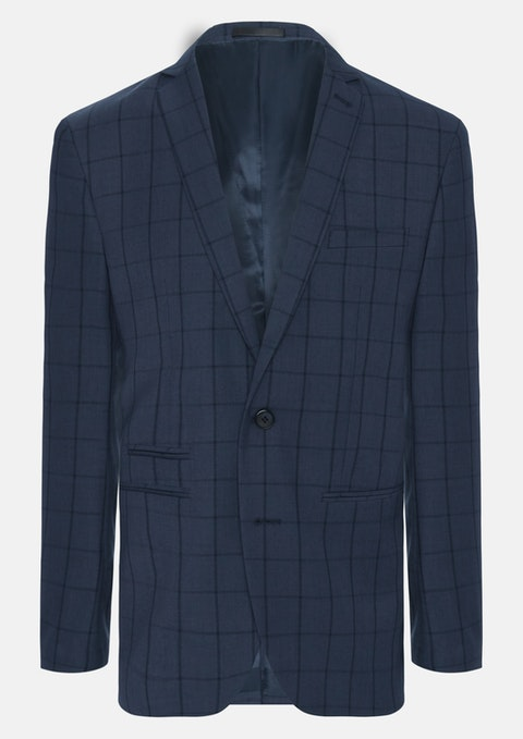 Ink Heath Slim Suit Jacket