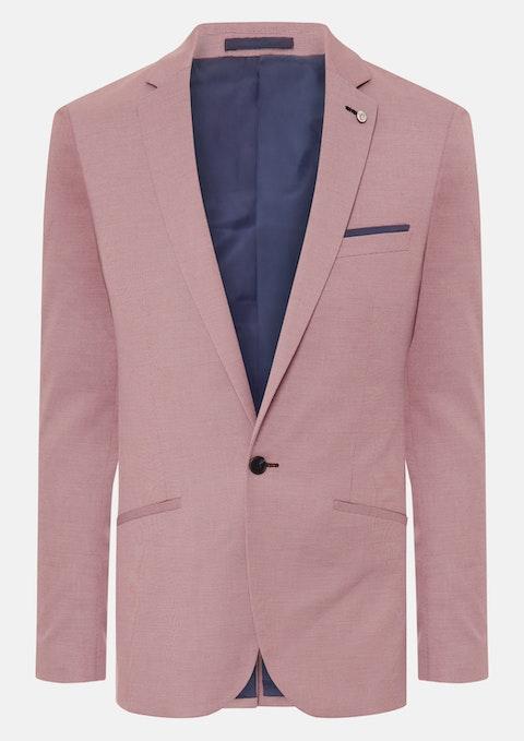 Pink Yale Skinny Blazer