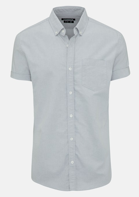 Silver Chapson Slim Shirt