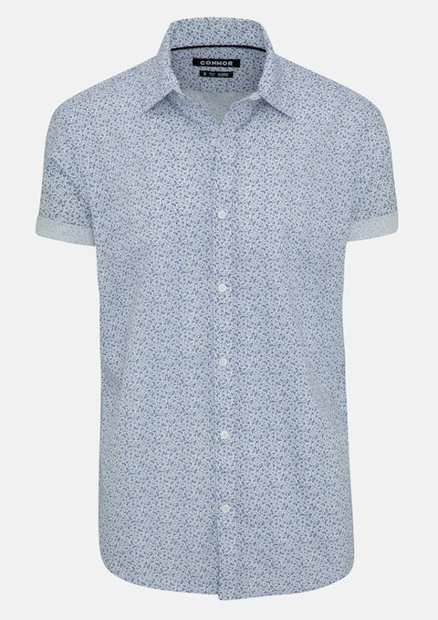 Blue Spencer Shirt
