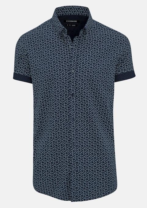 Navy Kian Shirt