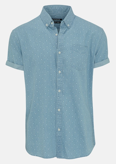 Light Blue George  Shirt