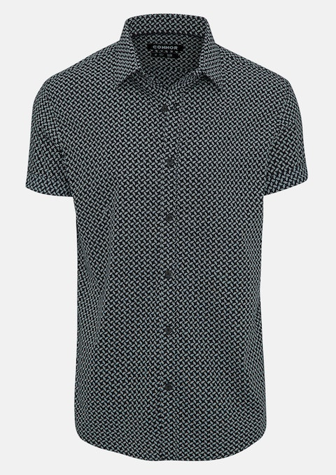 Ink Bourke Slim Shirt
