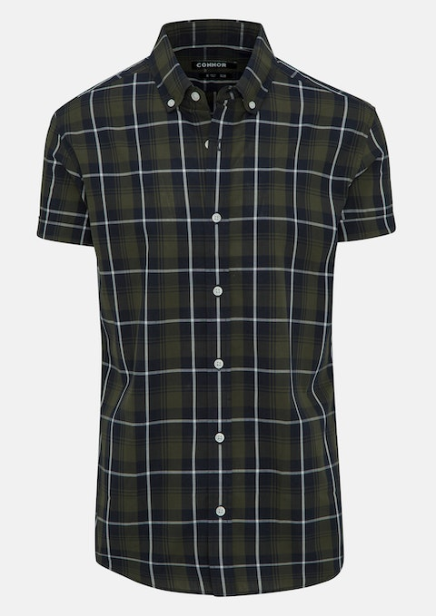 Military Angus Slim Shirt