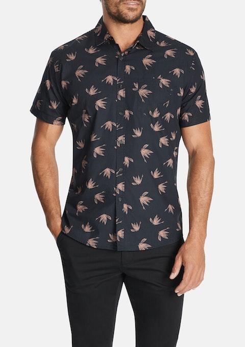 Charcoal Fulton Shirt