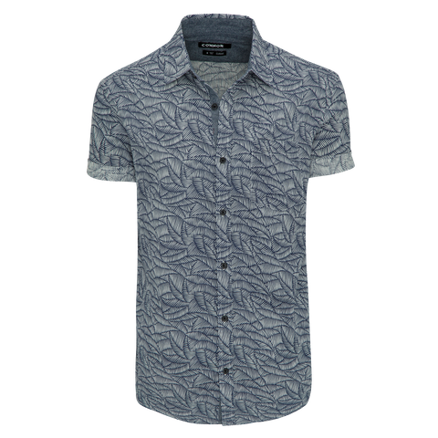 Blue Havana  Shirt by Connor