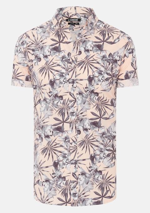 Pink Hobbs Slim Shirt