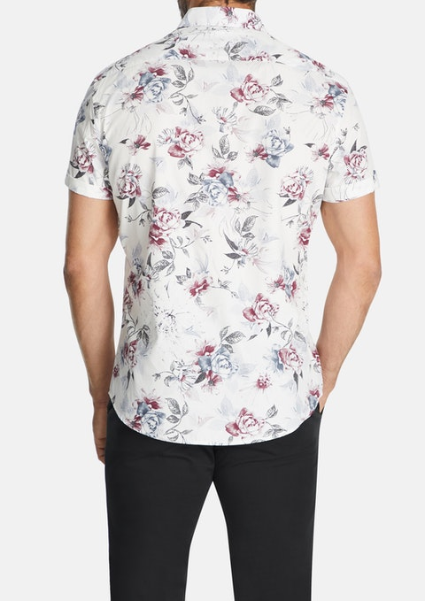 Berry Times Slim Shirt